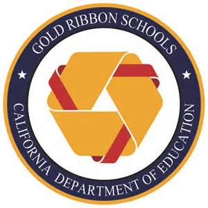 CA Gold Ribbon