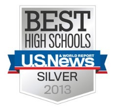 US News Best High School Silver